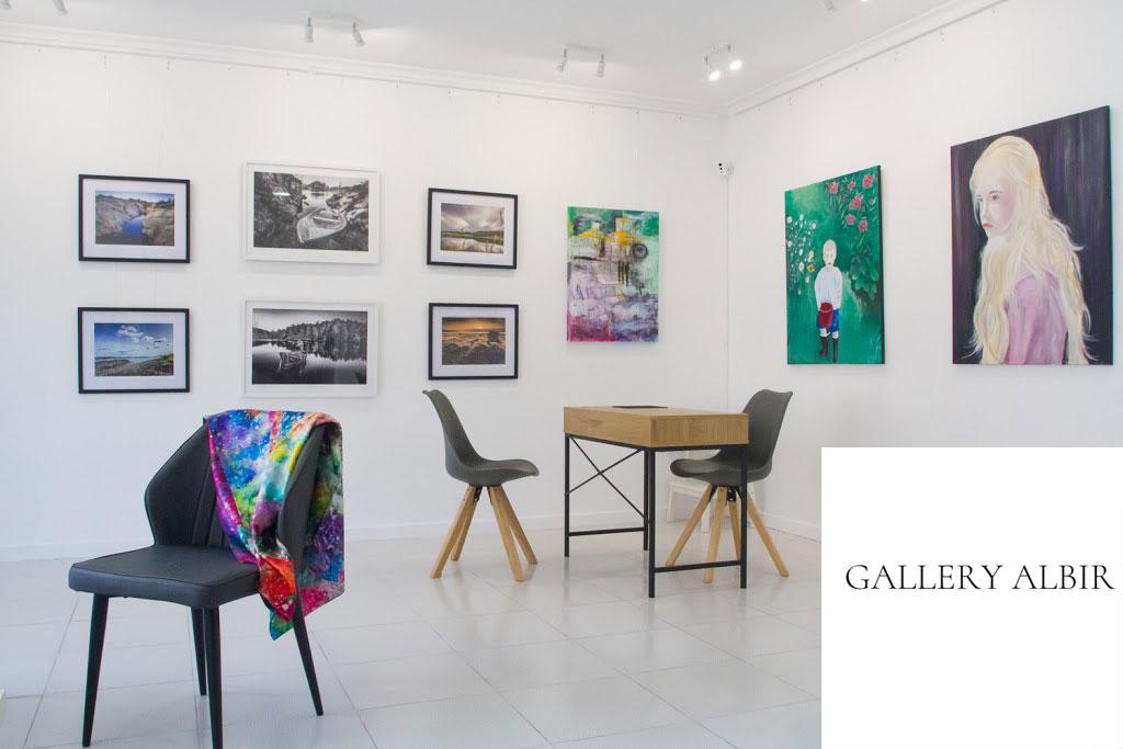 exposición Galería Albir